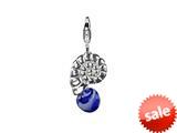 SilveRado™ VRG046 Verado Murano Glass Sea Tale Bead / Charm style: VRG046