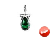 SilveRado™ VRG155-2 Verado Murano Glass Hope and Growth Bead / Charm style: VRG155-2