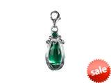 SilveRado™ VRG156-1 Verado Murano Glass Queen Anne Bead / Charm style: VRG156-1