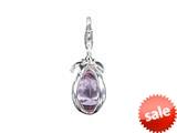 SilveRado™ VRG158-6 Verado Murano Glass Delicacy Bead / Charm style: VRG158-6