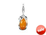 SilveRado™ VRG158-8 Verado Murano Glass Sunkissed Dream Bead / Charm