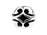 SilveRado SRM028 Sterling Silver Unisex Unity Bead / Charm