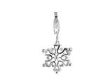 SilveRado VR097 Verado Sterling Silver Stellar Bead / Charm