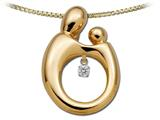 Original Mother and Child® Heartbeat Pendant by Janel Russell style: M291Y41M