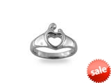 Original Mother and Child® Ring by Janel Russell style: 37100SS
