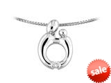 Original Mother and Child® Pendant by Janel Russell style: M098W41M