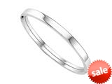 Sterling Silver Slip On Bracelet style: 50PM209