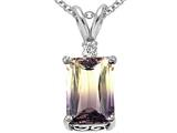 Original Star K™ Genuine Ametrine Pendant