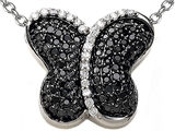 Noah Philippe™ Butterfly Pendant Necklace style: 307949