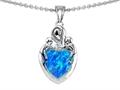 Blue Created Opal