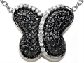 Noah Philippe Butterfly Pendant