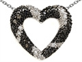 Noah Philippe Heart Shape Pendant