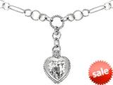 Original Star K™ Heart Shape Cubic Zirconia Pendant style: 306630