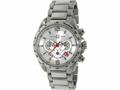 Officina Del Tempo COMPETITION 43mm Chronograph Stainless Steel Band (OT10461122A) Made in Italy