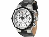 Officina Del Tempo Power 49mm Chronograph Gel Band (OT1030/10W) Made in Italy style: OT103010W