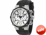 Officina Del Tempo Power 49mm Chronograph Gel Band (OT1030/11W) Made in Italy style: OT103011W