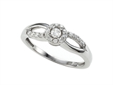 Round Diamond Engagement Ring style: 670003