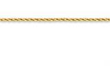 20 Inch 14k Diamond-cut Hollow Chain style: BC13120