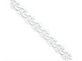Sterling Silver 13.5mm Anchor Chain