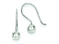 Sterling Silver 5mm Ball Earrings