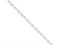 Sterling Silver 4mm Loose Rope Chain