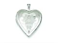 Sterling Silver 20mm Heart Locket