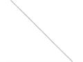 16 Inch Sterling Silver 1.2mm Round Snake Chain