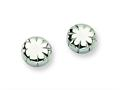 Chisel Stainless Steel Fancy Post Earrings