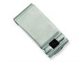 Chisel Stainless Steel Enameled Money Clip