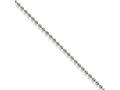 Chisel Stainless Steel 3mm Ball Chain - 18 inches