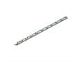 Chisel Titanium Brushed and Polished Bracelet - 8.5 inches