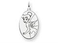 Disney Tinker Bell Oval Charm