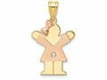 The Kids® kid Charm / Pendant Chain Included