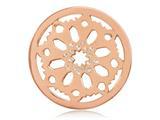 Nikki Lissoni Rose-tone 33mm Maroccan Beauty With Swarovski® Elements Coin style: C1274RGM