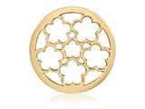 Nikki Lissoni Gold-tone 33mm Moroccan Dreams Coin style: C1388GM