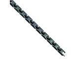 Chisel Ceramic Black Bracelet style: CBR100