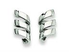 Chisel Stainless Steel Earrings Style number: SRE153