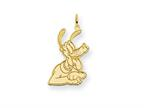 Disney Pluto Charm Style number: WD125GP