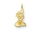Disney Donald Duck Charm Style number: WD149GP
