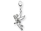 Disney Tinker Bell Lobster Clasp Charm Style number: WD271SS