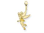 Disney Tinker Bell Lobster Clasp Charm Style number: WD273GP