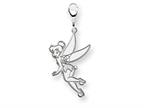 Disney Tinker Bell Lobster Clasp Charm Style number: WD273SS