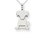 The Kids Dog Charm / Pendant Style number: XK869