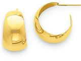 14k Small Hoop Earrings style: E684
