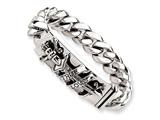 Stainless Steel Ed Hardy True Love Dagger ID Link Bracelet