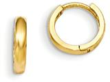 "14k Madi K Children""s Hinged Hoop Earrings style: GK626"