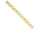 20 Inch 14k 13mm Hand-polished Anchor Link Chain style: LK10320