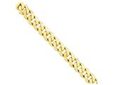 20 Inch 14k 16.35mm Polished Fancy Link Chain style: LK47520