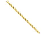 22 Inch 14k Polished Fancy S-link Chain style: LK67522