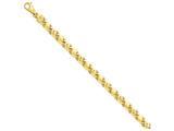 22 Inch 14k Polished Fancy S-link Chain style: LK67522